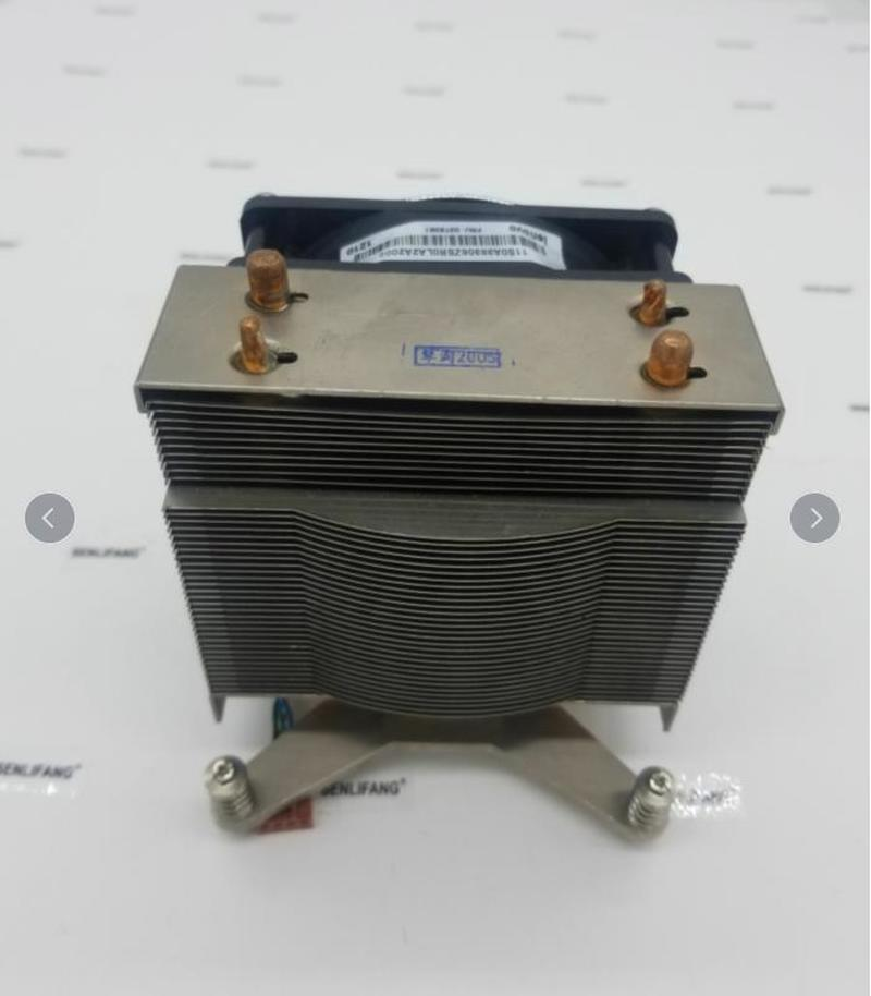 Free Shipping Server Processor Cooler C30 D30 S30 Workstation Server CPU Cooler 2011 Pin 03W5428 03T7823  03T8381