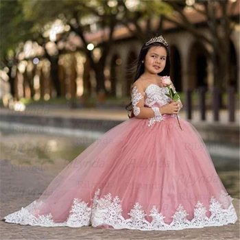 Infant Christmas Dress New Summer Newborn Baby Girls Princess Party Dresses For Baby Christening Dress 0-14st Year Birthday Dres