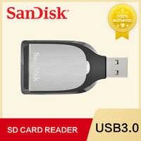 Sandisk Extreme PRO SD Card reader UHS-II High Speed  SD Card Smart Memory Card Reader usb 3.0 UHS-II CARD READER/WRITER