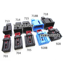 2sets 3 Pin Or 4 Pin Or 5 Pin Or 8 Pin Male Female Taillight Tail Lamp Connector Plug Modification For VW  Jetta Golf Touran