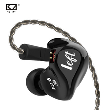 KZ ZS3E auriculares estéreo HIFI dinámicos, deportivos, con cancelación de ruido, para videojuegos y música
