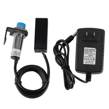 CR-10S PRO automático de malla de matriz de nivelación automática Sensor de proximidad power plug kit de soporte actualización para CR-10S/S4/S5 3d partes de la impresora