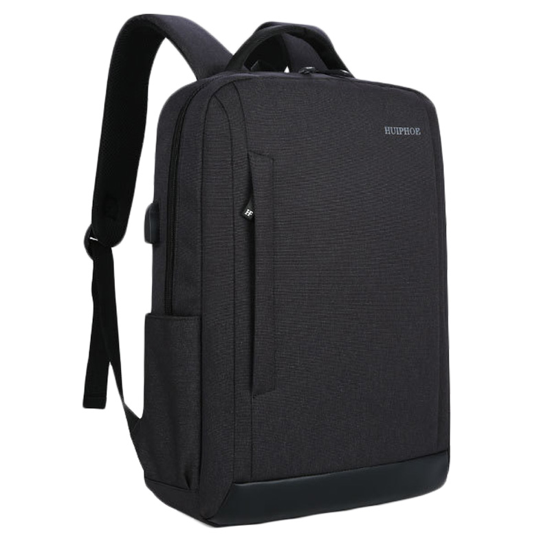 2019 USB Charging Nylon Backpack Computer Style Women School Backpacks Schoolbag For Teenagers Man Student Book Bag Boys Satchel