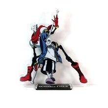 Support acrylique pour décoration de gâteau, modèle de figurine GM, Sans Papyrus, couple, anime