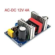 Ac dcコンバータ 110v 220 dc 12v 4A 50 ワット最大 6Aスイッチング電源ボードledドライバ電源モジュール
