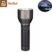 Youpin NexTool S.O.S Taschenlampe 380m USB Aufladbare 5 Modi IPX7 Wasserdichte LED Taschenlampe Typ C Suche Taschenlampe für camping