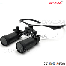 High power magnifier Ultra-Light Dental Loupes cokalaa medical loupes 5X Medical magnifying glass Surgical loupes 2018 hot sell dental equipment 2 5x dental loupes dental surgical magnifying glass dental surgical loupes with asin