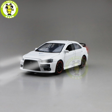 1/32 JACKIEKIM Lancer EVO X 10 BBS RHD pres döküm Model araba oyuncaklar çocuklar için erkek kız hediyeler