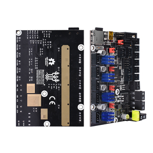 Image 2 - BIGTREETECH SKR MINI E3 V2 32Bit Control Board Mit TMC2209 UART 3D Drucker Teile Für Ender 3/5 Pro Upgrade BTT SKR V 1,4 Turbo
