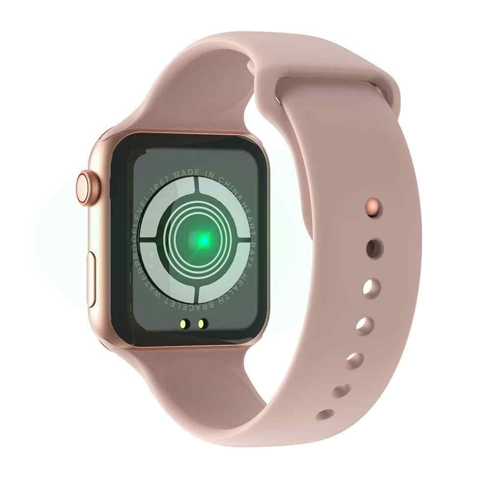 "F10 สมาร์ทนาฬิกา IWO 8 Lite 1.54 ""IPS TOUCH 45.5*39*11.5 มม.หัวใจความดัน Monitor สปอร์ตสมาร์ทนาฬิกา 3 สี"