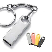 Metall Mini USB-Stick 128 GB 64GB 32GB 16GB 8 GB USB-Stick 8 16 32 64 128 GB USB-Stick