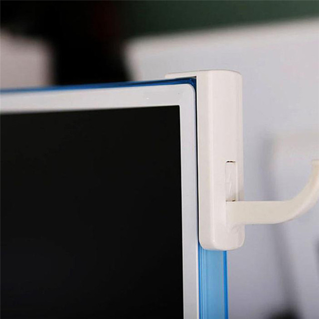 Headphones Holder Universal Headphone Hanger Wall Hook PC Monitor Earphone Holder Earphone Accessories Portable Audio & Video 5