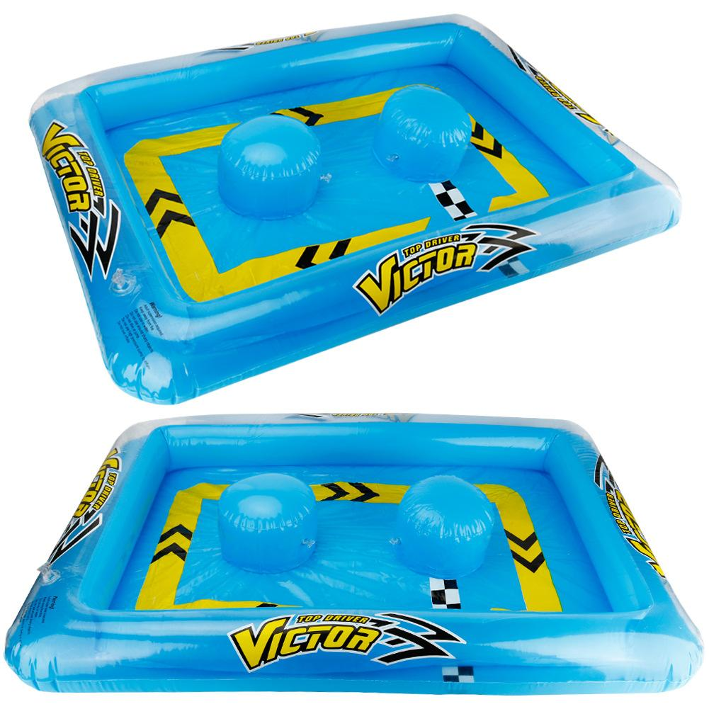 Foldable Inflatable RC Racing Pool For Mini Remote Control Boats Water Toys