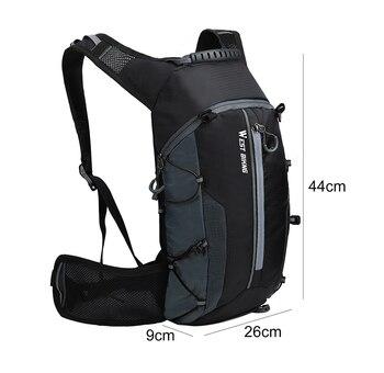 waterproof bicycle backpack cycling bag hiking rucksack men women mtb bike bicycle bag lightweight backpack 20dc05 Waterproof Bicycle Bag YP0707210 Outdoor Sport Cycling Backpack Breathable Bike Climbing Travel Hiking Cycling Backpack