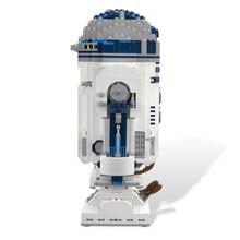 2137R2D2 robot original Star program series components compatible with lepin brick development toys for children