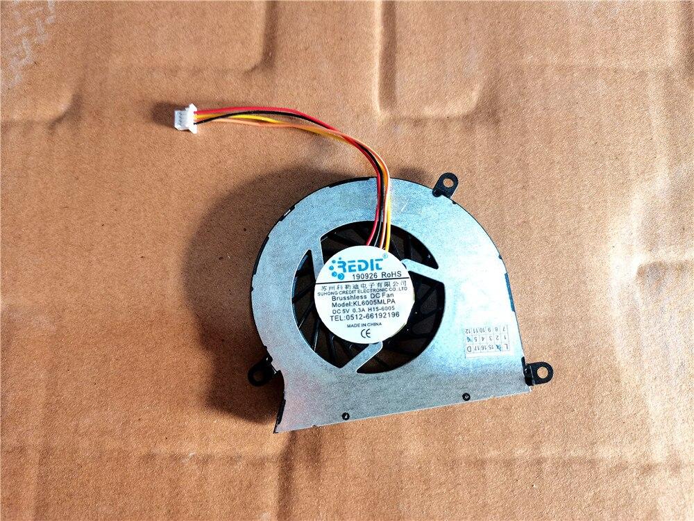 Новый вентилятор охлаждения процессора для Voyo VBook A3 pro 13,3 KL6005MLPA радиатор