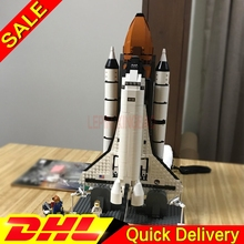 LP 16014 out of print Shtttle Expedition Spaceship Building Blocks Bricks Set LPings Toys Gifts Clone 10231
