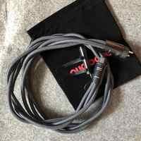 Dragon alta corriente Low-Z/disipación de ruido 3 polos Cable de alimentación de CA Cable de alimentación de Audio US & EU Schuko plug
