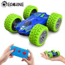 Eachine ec07 RC Auto 2.4G 4CH Stunt Drift Deformazione Telecomando Rock Crawler Extra Vibrazione Bambini Robot Auto Giocattolo