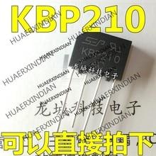 10 peças/lote NOVO SETEMBRO 2A1000V KBP210 em estoque