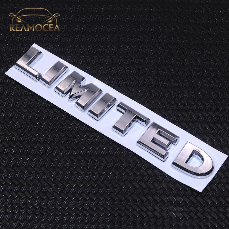 1pc 4x4 Silver Aluminum 3D Badge Decal Sticker Emblem For JEEP GRAND CHEROKEE WJ