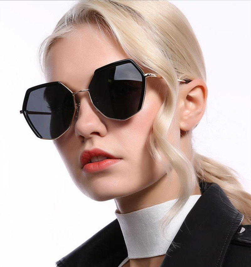 Aabbye Sunglasses Women Polarized Fashion Ladies Sun Glasses Female Vintage Shades Oculos de sol Feminino UV400