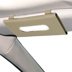 LEEPEE oparcie siedzenia podłokietnik przeciwsłoneczny serwetnik uniwersalny Car Styling pudełko na chusteczki do samochodu PU skórzane akcesoria wewnętrzne