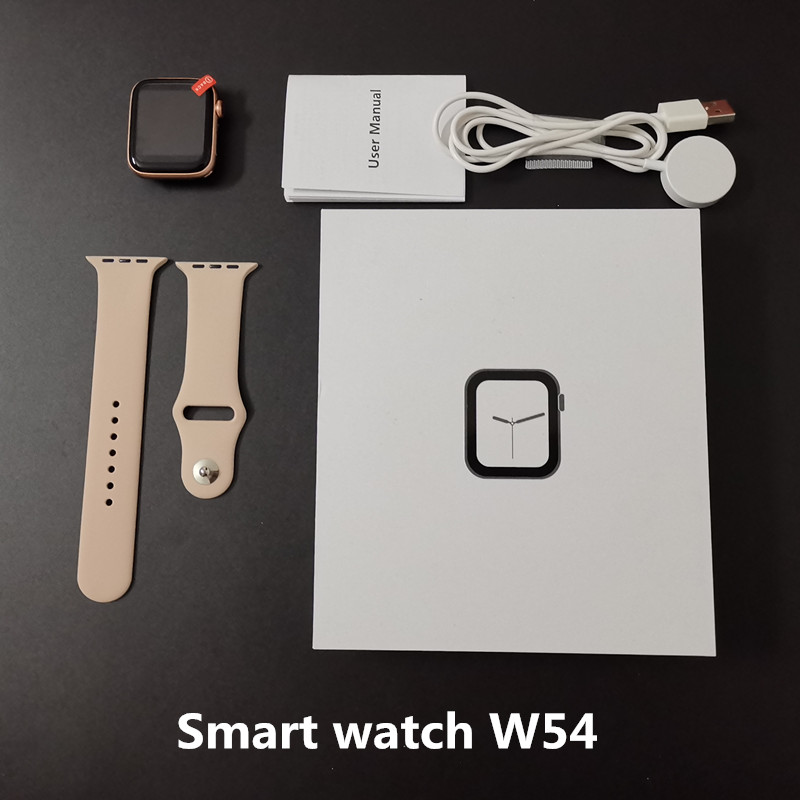 Smart-Watch Support IOS Iwo-Series 4-Generation Android W55/I7 title=