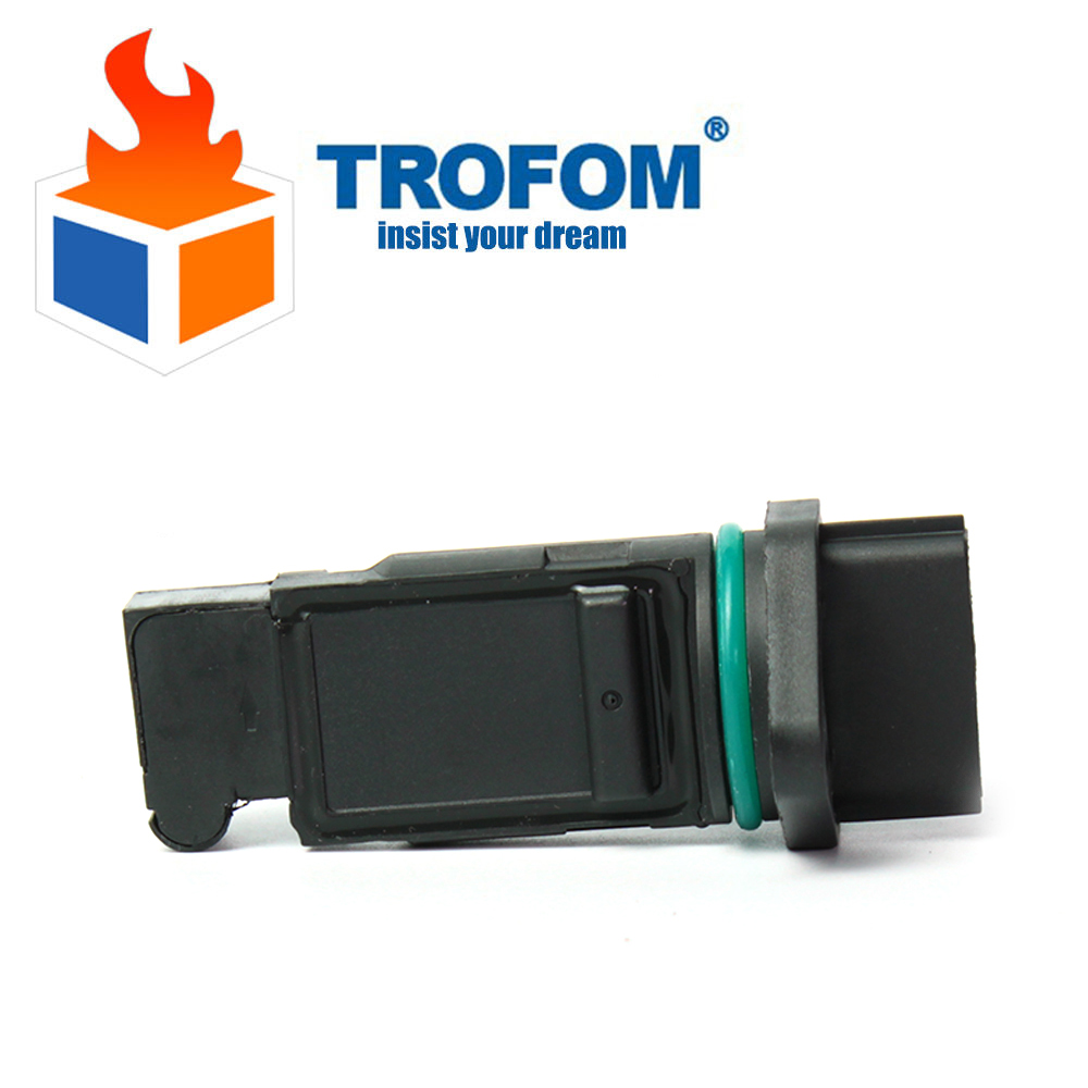 Medidor maciço do sensor de fluxo do ar de maf para nissan primera p11 p12 wp11 wp12 almera tino v10 2.0 22680-6n21a 22680-6n210 22680-7j500
