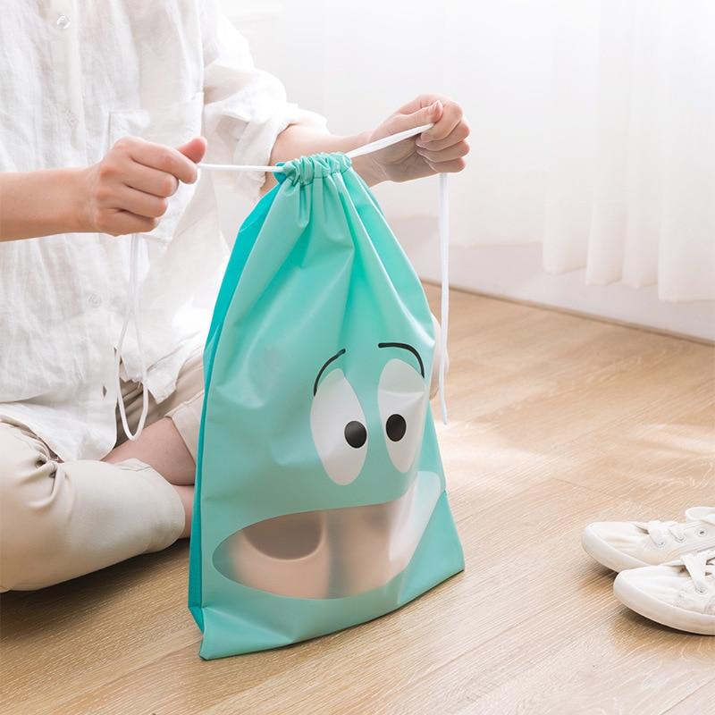 Dustproof Drawstring Christmas Gift Bags Cotton Drawstring Bags Makeup Bag Travel Pouch Storage Clothes Shoes Women Men Handbags