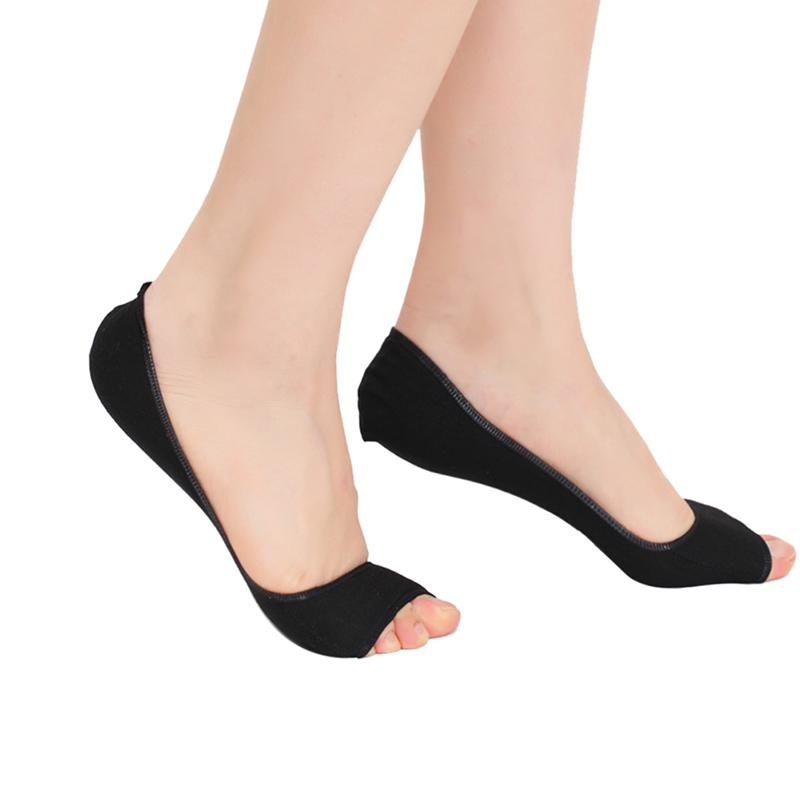 Invisible Toe Socks With Non Slip Silicone To Protect Feet From Pain For Office Use And Daily Use 1