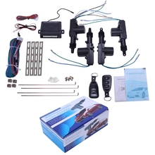 Actionneur universel de serrure de porte électrique de voiture moteur de 12 volts (paquet de 4)