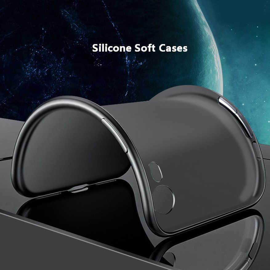 Funda de teléfono suave de silicona con patrón de hielo para Redmi 5 6 6A S2 7 7A GO Y3 K20 plus Pro Nota 4 4X4 5X5 6 6 7 7S Fundas