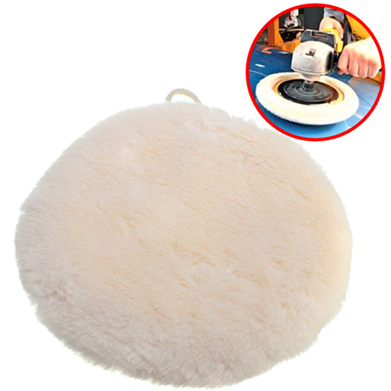 9 INCH BONNET POLISHER POLISH PAD POLISHING BUFFING CAR BUFFER WAXER