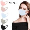 5 шт. повязка máscara PM 2,5 фильтр маски для лица Сменные маска для лица на крышка маски Защита лица Mascarilla тела маска Тканевая #5