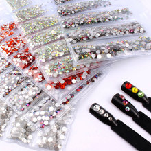 amethyst ab non hotfix crystal rhinestones ss3 ss30 and mixed sizes glue on glass chaton diy backpack clothes bag shoes supplies стразы Better non Hotfix Rhinestones Iron On Rhinestones High Quality Hot Fix Rhinestone Glass Crystal AB DIY Clothes N003