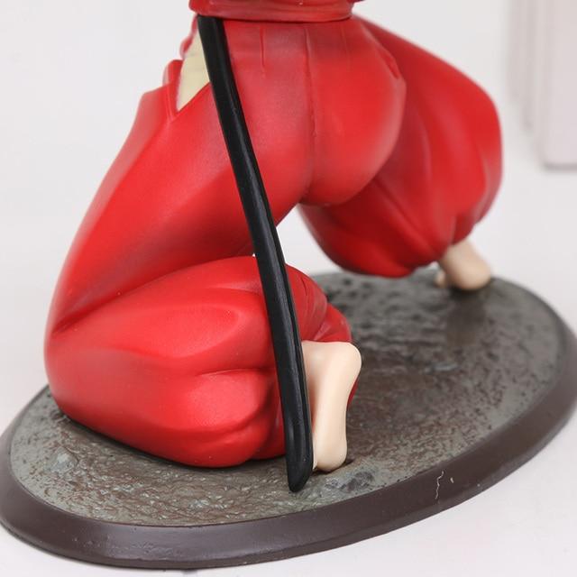 Аниме фигурка Инуяша модель 2 3