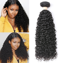 BEAUDIVA-mechones de pelo rizado de Mongolia, extensiones de cabello humano Remy, Color natural, compra 1/3/4 mechones de pelo rizado grueso