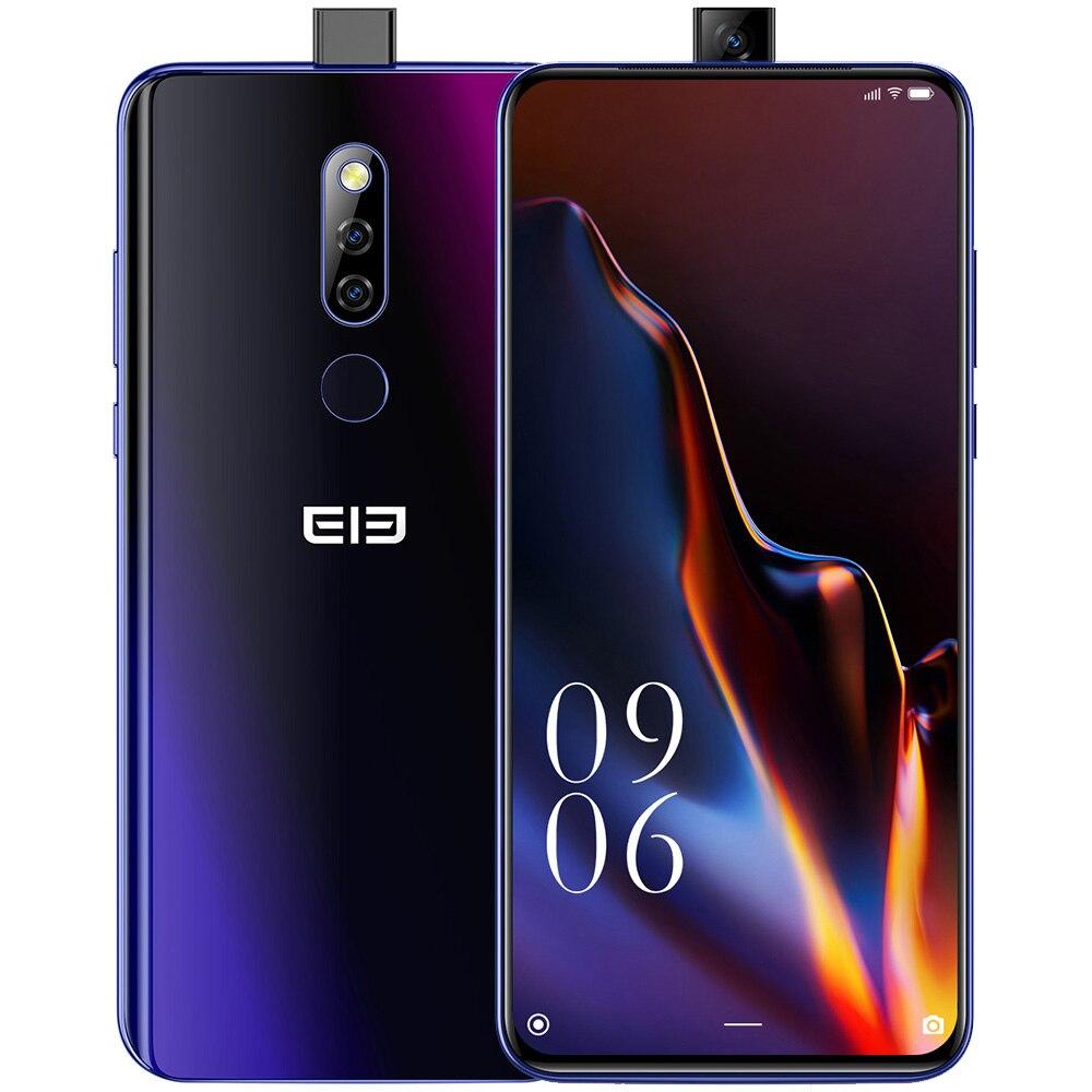 6.5 pollici Elefono PX 4G Smartphone 1080x2340 FHD Octa Core 4GB di RAM 64GB ROM Pop -Up 16MP posteriore della Macchina Fotografica del Android 9.0 Del Telefono Mobile
