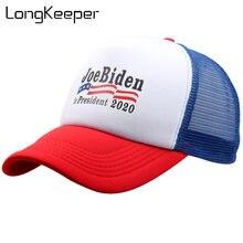 Бейсбольная кепка joe biden 2020 для мужчин и женщин с регулируемым