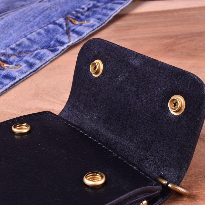 retro simples carteira retro moda clipe de