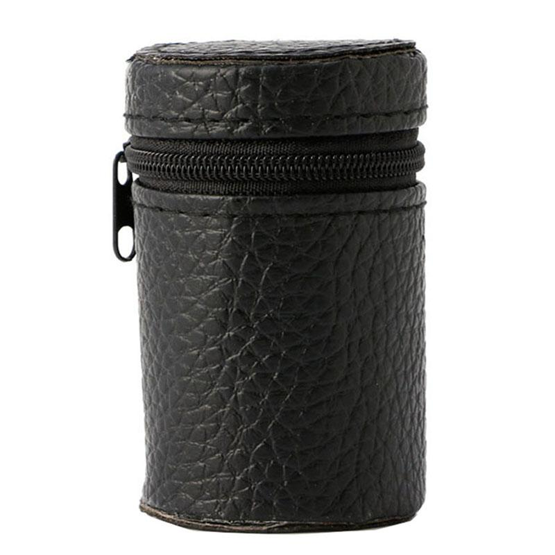 Mini Portable Cups Storage Bag Faux Leather Cover cups Tools  Travel Cup Bag INCLUDE CUPS Camping MS365 cover NOT Outd L1E2