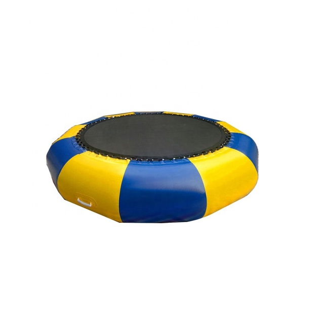 Inflatable Water Jumping Trampoline 4