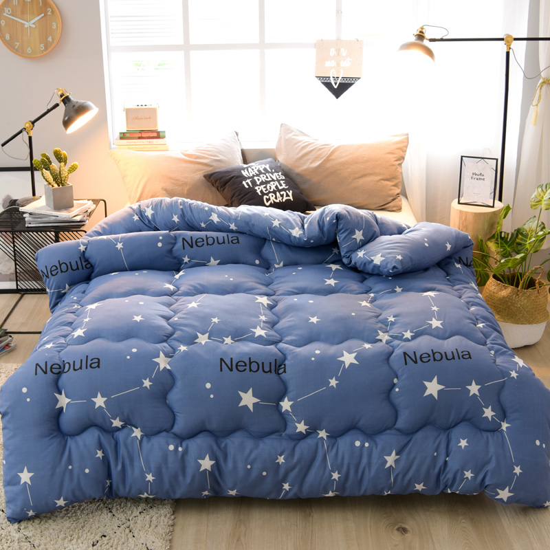 Twin Single Queen Supper King Size Quilt Cover High Quality Winter