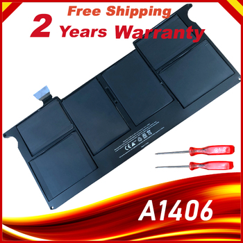 "Laptop Battery For Apple MacBook Air 11"" A1370 Mid 2011 & A1465 (2012-2015)  35WH 7.3V,Repace: A1406 A1495  Batteries"