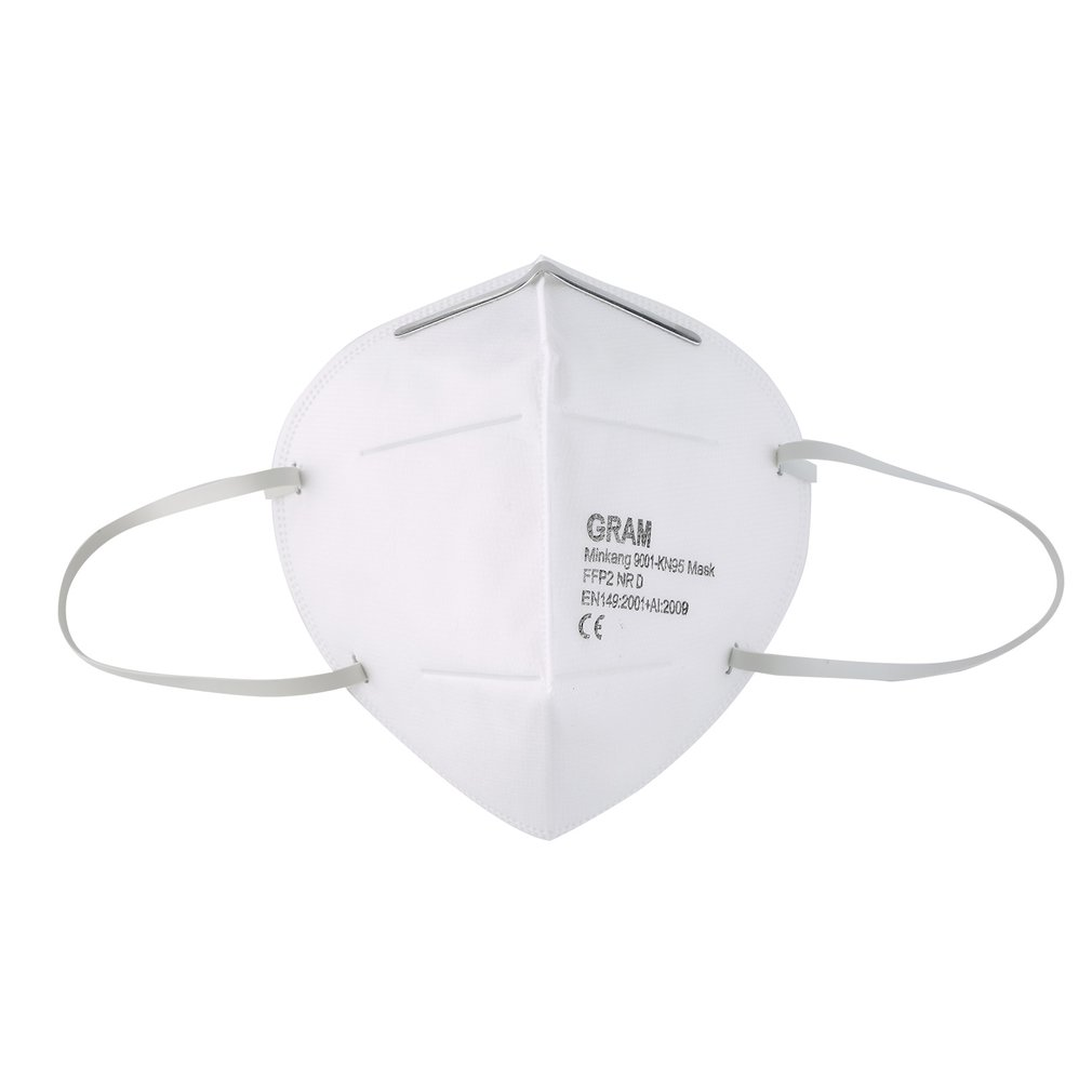 Protective Mask Reusable Anti-dust Mask Outdoor Protective Mask High Efficiency Breathable Face Mask 1pcs
