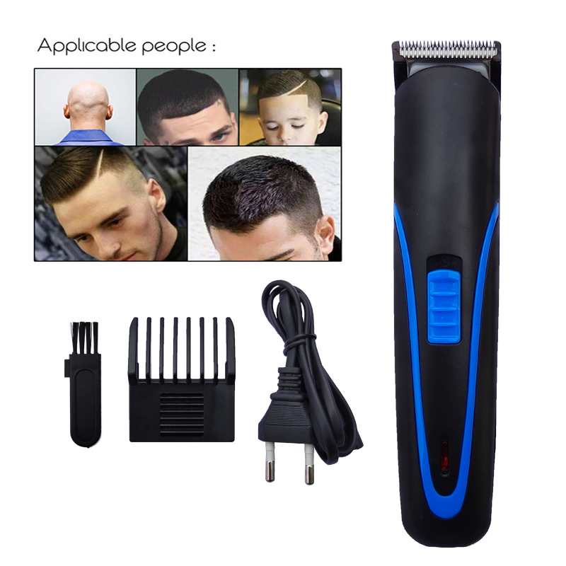 Professional Hair Clipper Rechargeable Electric Cordless Mini Hair Trimmer Barber Shop Trimming Beard For Men Barber 45
