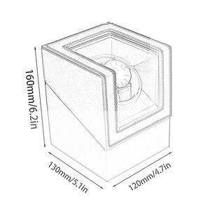 Image 5 - Storage Organizer Display Casket Motor Shaker Holder Automatic Mechanical Watch Winder Box Winding Case Holder
