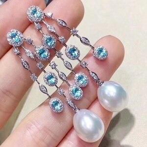 D404 Pearls Earrings Fine Jewe