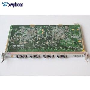 Image 5 - Original ZTE GTGO 8 ports service board with 8pcs B+ C+ C++ SFP Modules for ZTE ZXA10 GPON OLT C300 C320 GTGO business board